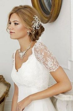 50Best wedding hair accessories ideas 20
