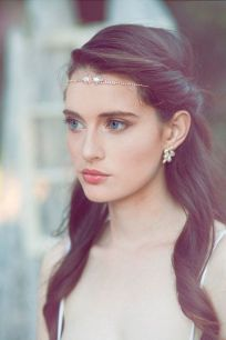 50Best wedding hair accessories ideas 23