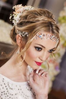 50Best wedding hair accessories ideas 26