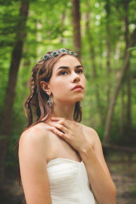 50Best wedding hair accessories ideas 28