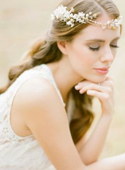50Best wedding hair accessories ideas 30