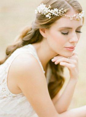 50Best wedding hair accessories ideas 30