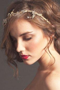 50Best wedding hair accessories ideas 37