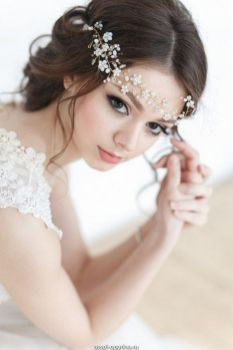 50Best wedding hair accessories ideas 40