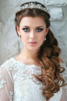 50Best wedding hair accessories ideas 45