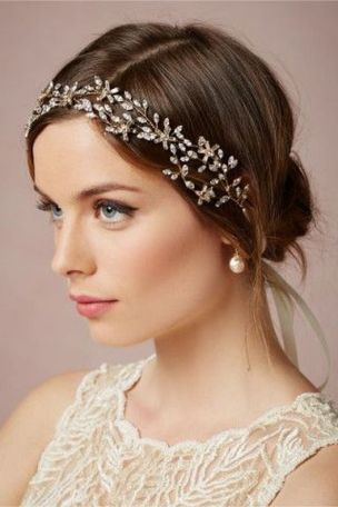 50Best wedding hair accessories ideas 46