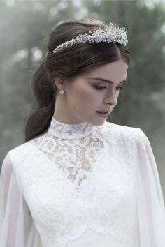50Best wedding hair accessories ideas 7