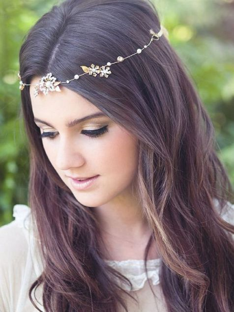 50Best wedding hair accessories ideas 8