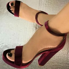 70+ Best Ankle Strap Sandals for Women Ideas 20