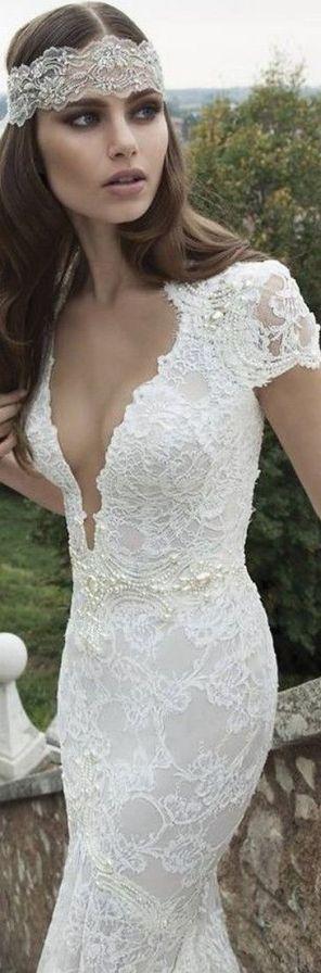 70+ Best Wedding lace headpiece Ideas 19