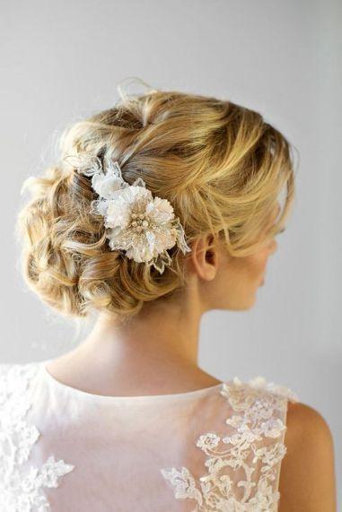 70+ Best Wedding lace headpiece Ideas 28