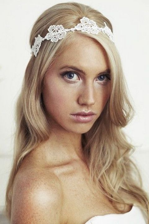 70+ Best Wedding lace headpiece Ideas 66