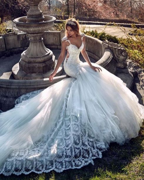 Amazing High Class Wedding Dress Ideas 30+1