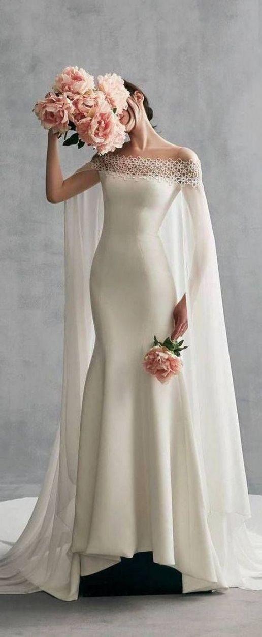 Amazing High Class Wedding Dress Ideas 30+10