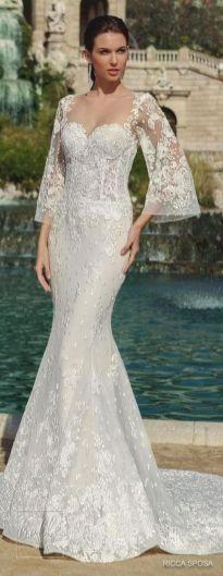 Amazing High Class Wedding Dress Ideas 30+27