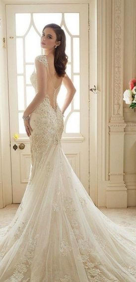 Amazing High Class Wedding Dress Ideas 30+3
