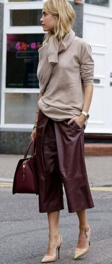 Beautiful Square Pants Outfit Ideas 1