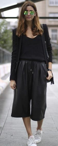 Beautiful Square Pants Outfit Ideas 13