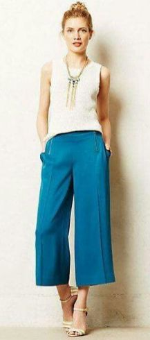 Beautiful Square Pants Outfit Ideas 17