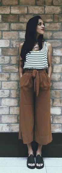 Beautiful Square Pants Outfit Ideas 22