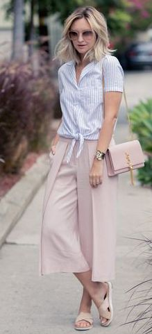 Beautiful Square Pants Outfit Ideas 34