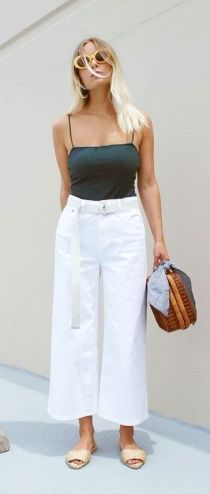 Beautiful Square Pants Outfit Ideas 37