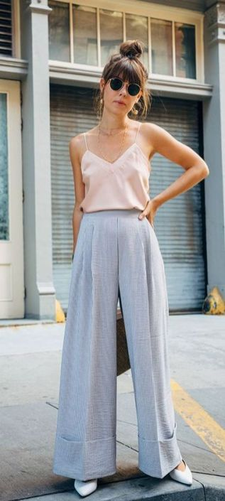 Beautiful Square Pants Outfit Ideas 5