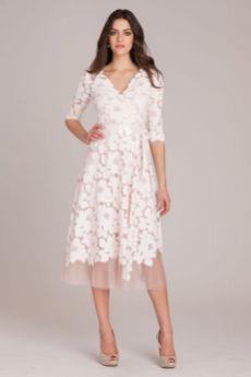 Best wedding dresses for mom of bride idea 4