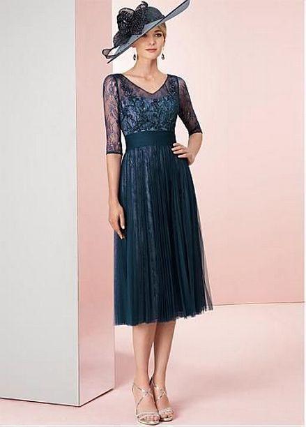 Best wedding dresses for mom of bride idea 5