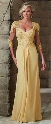Best wedding dresses for mom of bride idea 8