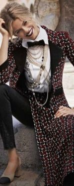 Great Pearl Necklace Outfit Ideas 70+ 1