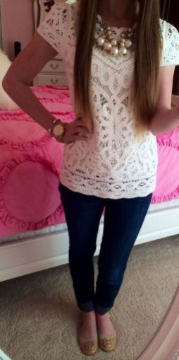 Great Pearl Necklace Outfit Ideas 70+ 18