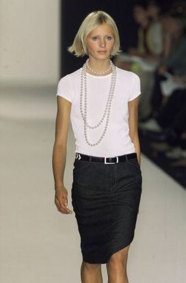 Great Pearl Necklace Outfit Ideas 70+ 28