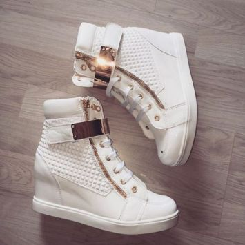 Shoes Sneakers High Tops 12