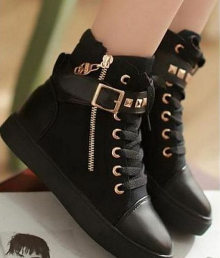 Shoes Sneakers High Tops 2