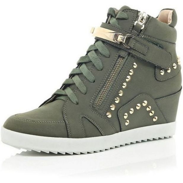 Shoes Sneakers High Tops 3
