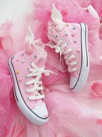 Shoes Sneakers High Tops 36
