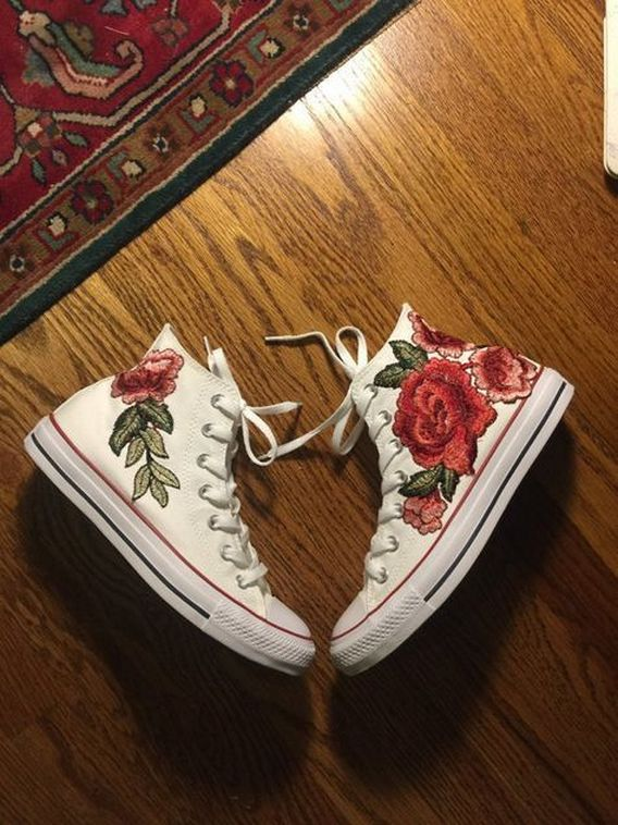 Shoes Sneakers High Tops 37