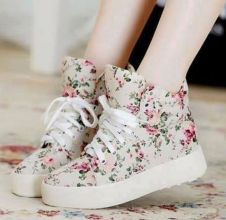 Shoes Sneakers High Tops 4