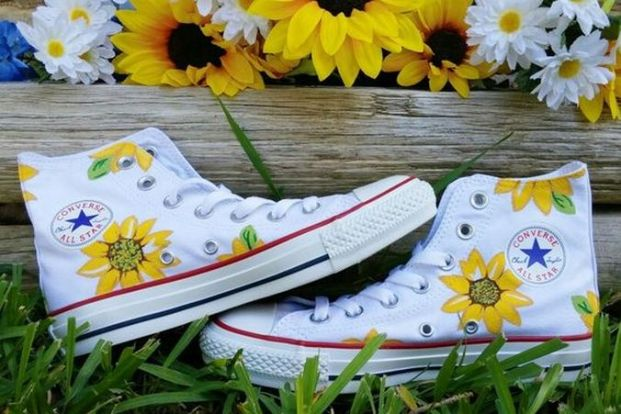 Shoes Sneakers High Tops 44