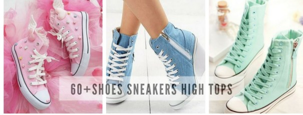 Shoes Sneakers High Tops
