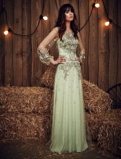 Top wedding dresses high street 12 1