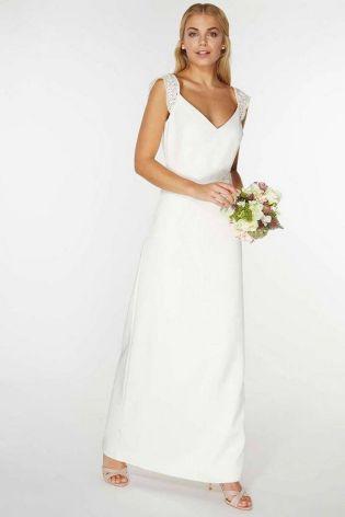 Top wedding dresses high street 3 1