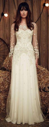 Top wedding dresses high street 5 1