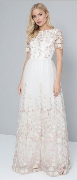 Top wedding dresses high street 71