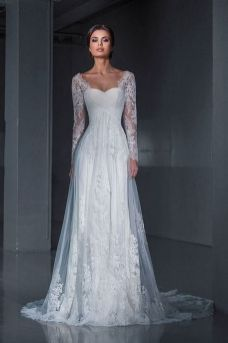 Top wedding dresses high street 9 1