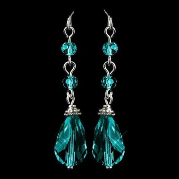 elegant dangle earrings 14