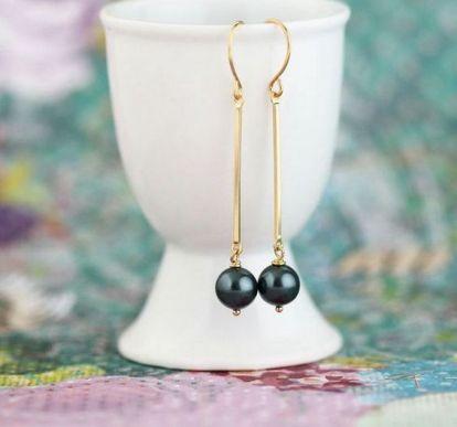 elegant dangle earrings 16