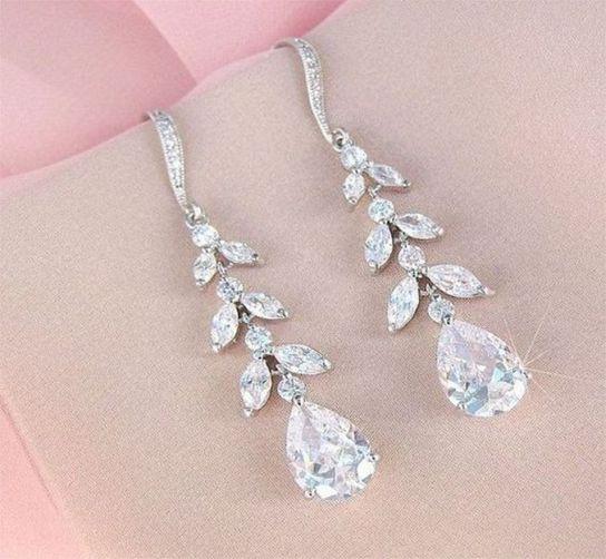 elegant dangle earrings 21