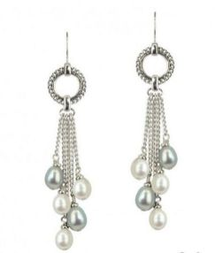 elegant dangle earrings 34